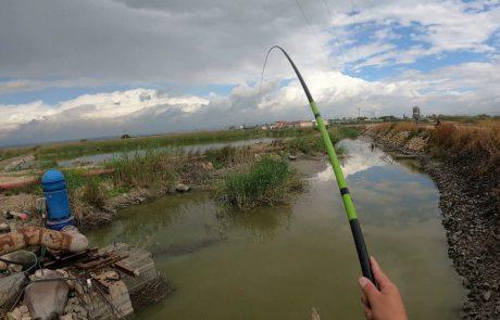 """ליאור גכמן: """"לאחר כשעתיים מגיע הדג הראשון ויוצא לו קרפיון נחמד,ומכאן מתחיל האקשן!"""""""