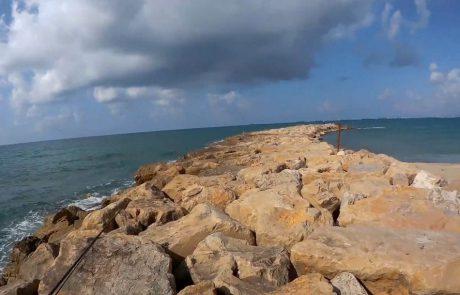 """ליאור בן חיים: """"סרטון חדש בים…מוזמנים לצפות ולנחש מה זה היה?"""""""