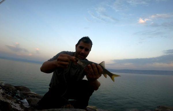 """נפתלי דייג במים מתוקים: """"סשן שקיעה של שלושה ימים"""""""