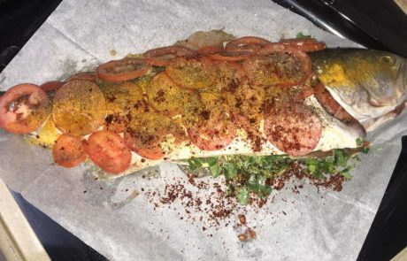 עודד אבקסיס מפנק אותנו במתכון להכנת גומבר בתנור