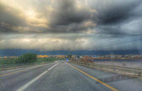 רטוב וסוער – תחזית