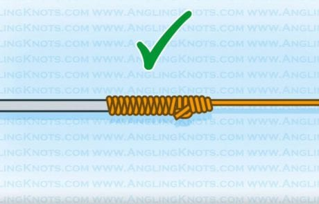 FG Knot – קשר חזק לחיבור שוק לידר לחוט בד