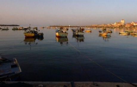 """גלי צה""""ל: אושרה הגדלה במרחב הדיג ברצועת עזה"""