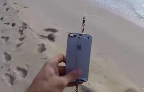 """דיג עם IPHONE – תפיסת דג במשקל 5 ק""""ג בעזרת ה – IPHONE"""