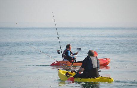 """רוני חגולי: """"רשיון לדייג ספורטיבי מקיאק – הגבלת שלל היא עד 5 קילו או 2 דגים גדולים?"""""""