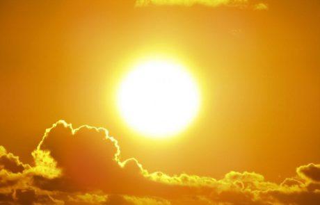 השירות המטאורולוגי: אזהרה על עומס חום