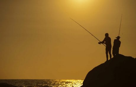 """איילו: """"הריעו..שמש!!! תחזית סופ""""ש לדייג ובני משפחתו"""""""