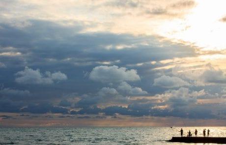 """מעונן חלקית – תחזית סופ""""ש"""