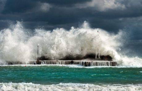"""סערה בכוס נס קפה – תחזית סופ""""ש"""