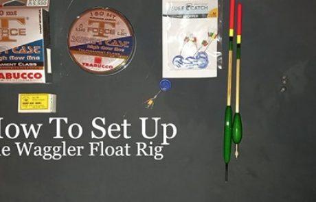 """יוסי שמחון: """"סרטון הדרכה – מצוף ווגלר לדיג במים מתוקים"""""""