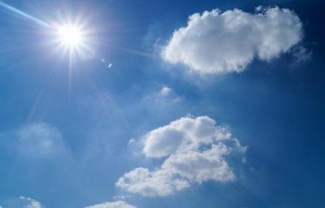 """שינויי מזג האוויר הביאו אותי לחשוב ….תחזית סופ""""ש"""