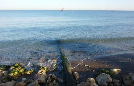 """המשרד להגנת הסביבה: תש""""ן תחל השבוע בהוצאת צינור נפט תת-ימי נוסף מקרקעית מפרץ חיפה"""