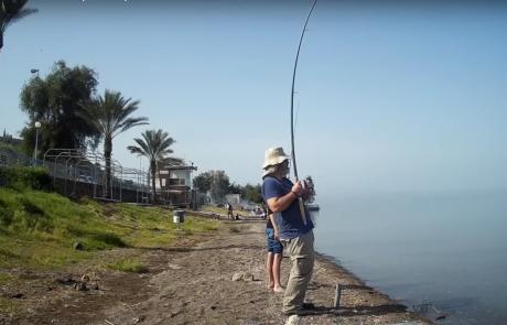 """עמית משני דייגים: """"הזמנות פז לצאת לדוג עם אורי שבחופש פורים"""""""
