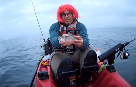 """עמית מלכי: """"יציאת פורים לדייג"""""""